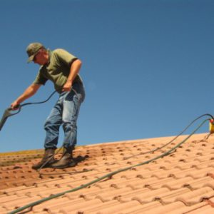 Roof Cleaning Services Cape Town | Habitat Renovations
